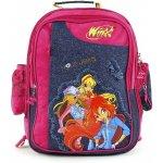 Winx Club batoh 1626 růžovo-modrý