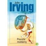 Irving John: Pravidla moštárny Kniha