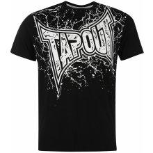 Tapout Core Logo T Shirt Mens Black