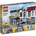 LEGO Creator 31026 Moto shop a kavárna