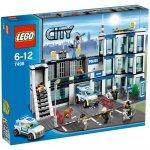 Lego City 7498 Policejní stanice
