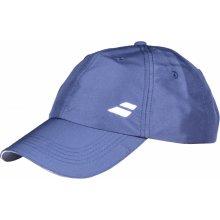 Babolat Basic Logo Cap 2018 čepice s kšiltem modrá be90f58ebf