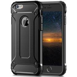 Odolný kryt Forcell Armor Case pro Apple iPhone SE   5s   5 - Černý 4a4ba04f1a9
