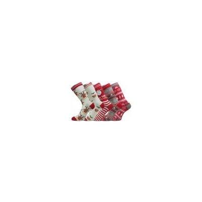 Gina dámské ponožky střední bezešvé jednobarevné Bambusové ponožky ... ad7319e91f