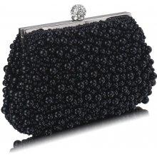 7ed39f65e5 L S Fashion společenská kabelka Vintage LSE00296 černá od 660 Kč -  Heureka.cz