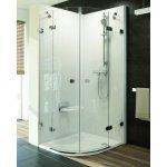 RAVAK sprchový kout Brilliant BSKK4 80 chrom+transparent