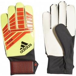 adidas Performance Predator JUNIOR Oranžová   Žlutá   Černá. Kvalitní Brankářské  rukavice ... e49b68a69e