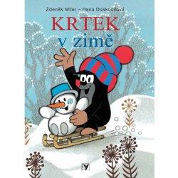 Krtek v zimě - 3. vyd. - Zdeněk Miler; Hana Doskočilová