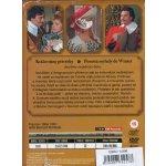 Tři mušketýři 1+ 2 – 2 filmy na jednom DVD