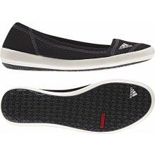 Adidas BOAT SLIP-ON SLEEK - black1/chalk2/dshale