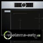 Set Bosch CDG634BS1 + PVS651FC1E