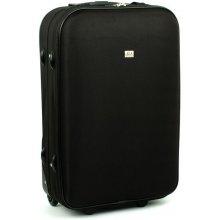 David Jones 4010 kufr střední 43x23x66 cm, Černá