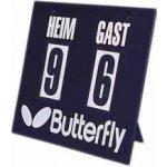 Butterfly ukazatel stavu utkání