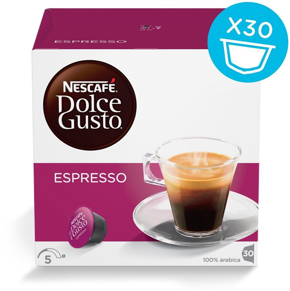 Recenze Nescafé Dolce Gusto Espresso kávové kapsle 30 ks - Heureka.cz 01229c1b19