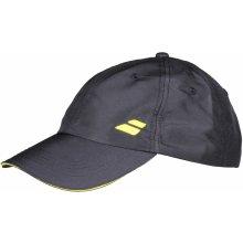 d2d1258e478 Babolat Basic Logo Cap 2018 čepice s kšiltem černá
