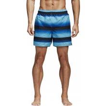 Adidas pánské plavky performance STRIPE SH SL modrá černá f1b08212bf6
