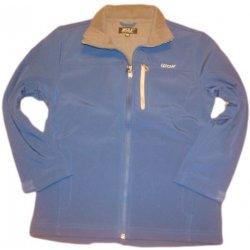 b8a002f623e Wolf jarní nebo podzimní softshellová bunda modrá dětská bunda a ...
