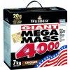 Weider Giant Mega Mass 4000 7000 g - bílá čokoláda - pralinka 7000g - Doporučujeme