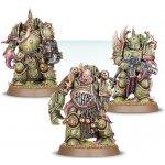 GW Warhammer: Easy To Build: Death Guard Plague Marines