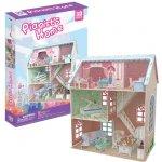 Alltoys 3D Puzzle Dollhouse Pianist's Home