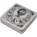 Česká mincovna Sběratelská plechová etue na čtyři stříbrné mince Fantastický svět Julese Verna 88 g