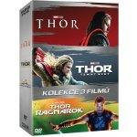 Thor kolekce 1-3 (3DVD): DVD