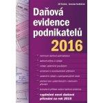 Daňová evidence podnikatelů 2016 - Dušek Jiří, Sedláček Jaroslav