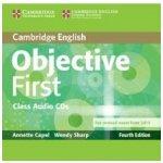 Objective First Class Audio CDs 2