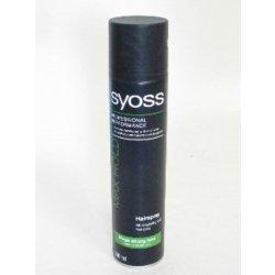 Přípravky pro úpravu vlasů Syoss Max Hold Lak na vlasy 300 ml