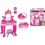 Dětský toaletní stolek s pianem a židličkou Bayo