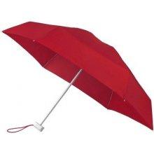 SAMSONITE Deštník Alu drop skládací mechanický super mini červený (F81-10005)
