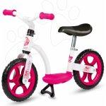 SMOBY 452052 ružové balančné odrážadlo Learning Bike