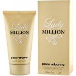 Paco Rabanne Lady Million tělové mléko 150 ml
