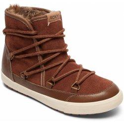 Zimní boty tana. Dámská obuv Roxy DARWIN TAN b9b807f1ed