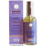 Khadí pleťový a tělový olej Fialka 100 ml