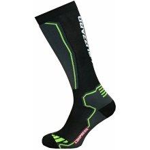 Blizzard Compress 85 ski socks black/yellow
