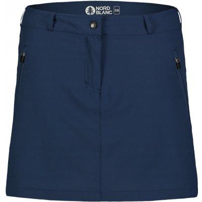 Nordblanc dámská sukně NBSSL7420 modrá