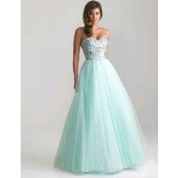 Dlouhé světle modré šaty alternativy - Heureka.cz bde544244ab