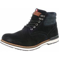 f47626cfb9a Skate boty TOMMY HILFIGER Šněrovací boty černá