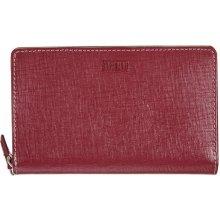 Mano dámská kožená peněženka 20207 červená