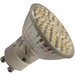 ORT LED žárovka GU10 60SMD 3,5W teplá bílá 280 lm; GU10-60SMD