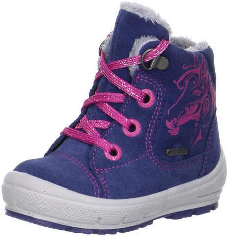 Superfit 1-00312-88 Dívčí zimní boty GROOVY modrá od 1 367 Kč - Heureka.cz 535fc40c6e
