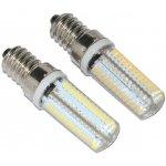 SMD Lighting LED žárovka G9 5W 104x SMD čistá bílá