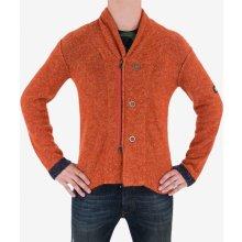 Oranžový svetr Armani Jeans
