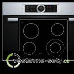 Set Bosch CDG634BS1 + PKF651B17E