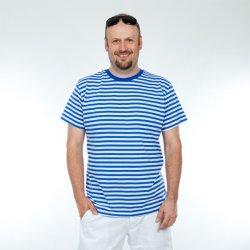 Pánské Tričko Kvalitní námořnické tričko pruhované e49d2717d0