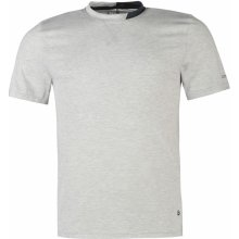 Brooks Pure Running T Shirt Mens Heather Pewter