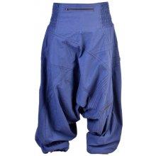 Sanu Babu Tmavě modré turecké kalhoty s kapsou 6375987713