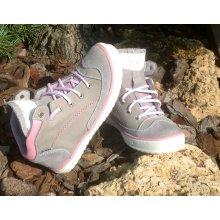 Sante celoroční obuv 301 103 13 šedo růžová f765c4f684