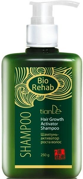 Recenze tianDe Bio Rehab šampon-aktivátor růstu vlasů 250 g